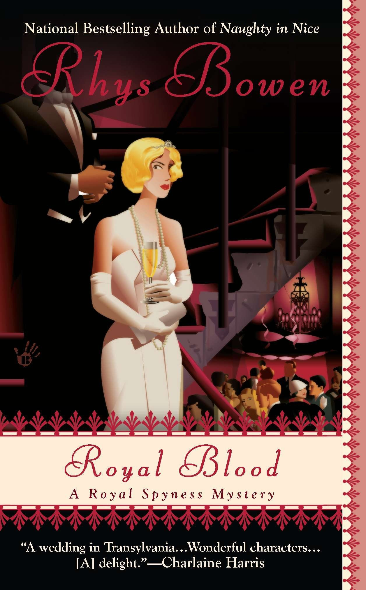 Download Royal Blood (A Royal Spyness Mystery) PDF