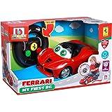 Bburago Maisto France 91002 - Véhicule bébé RC - Ma 1ere La Ferrari radiocommandée
