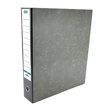 Bantex Arch File - Archivador de anillas A3 con palanca, negro: Amazon.es: Oficina y papelería