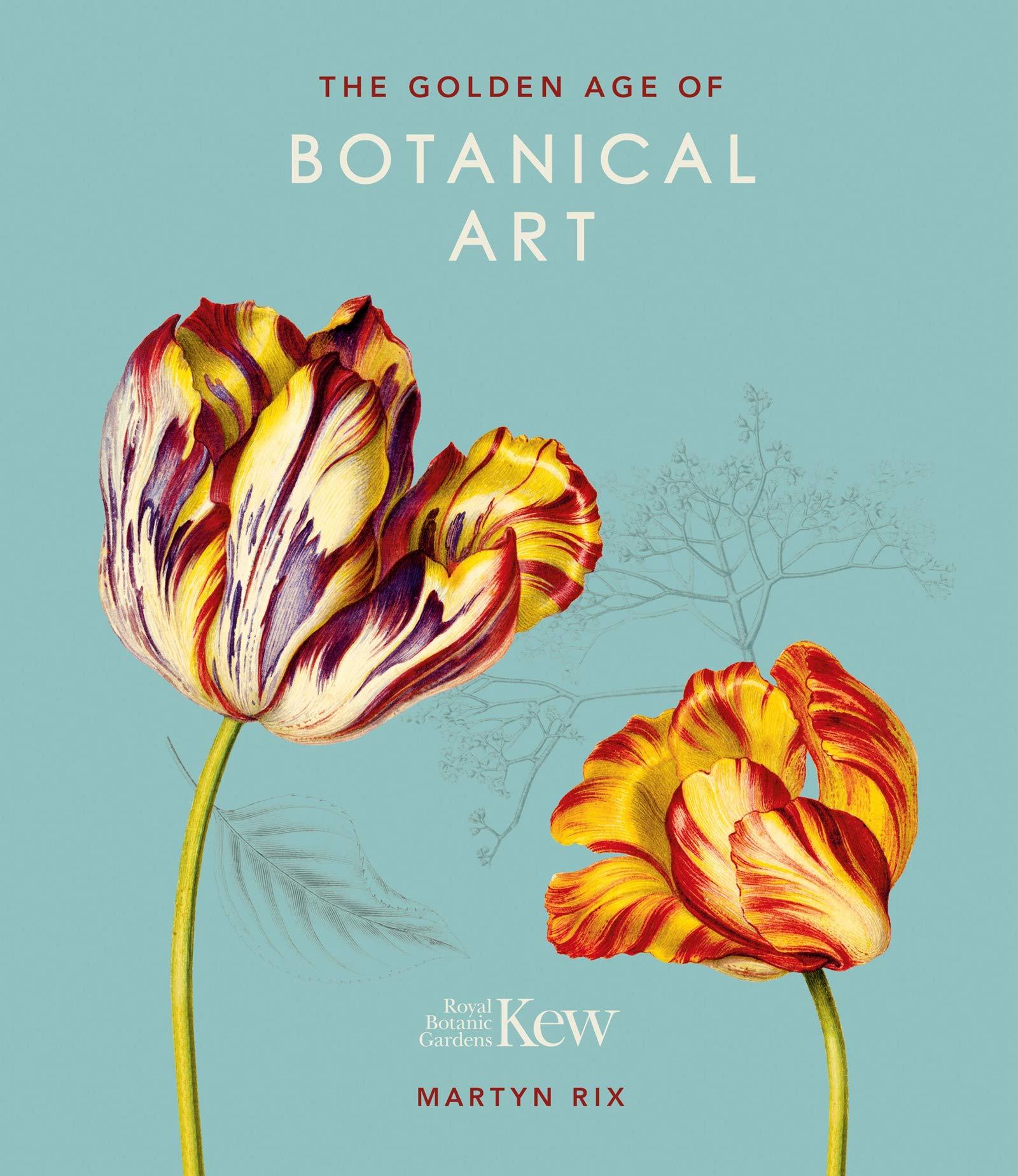 The Golden Age Of Botanical Art Rix Martyn 9780233005423