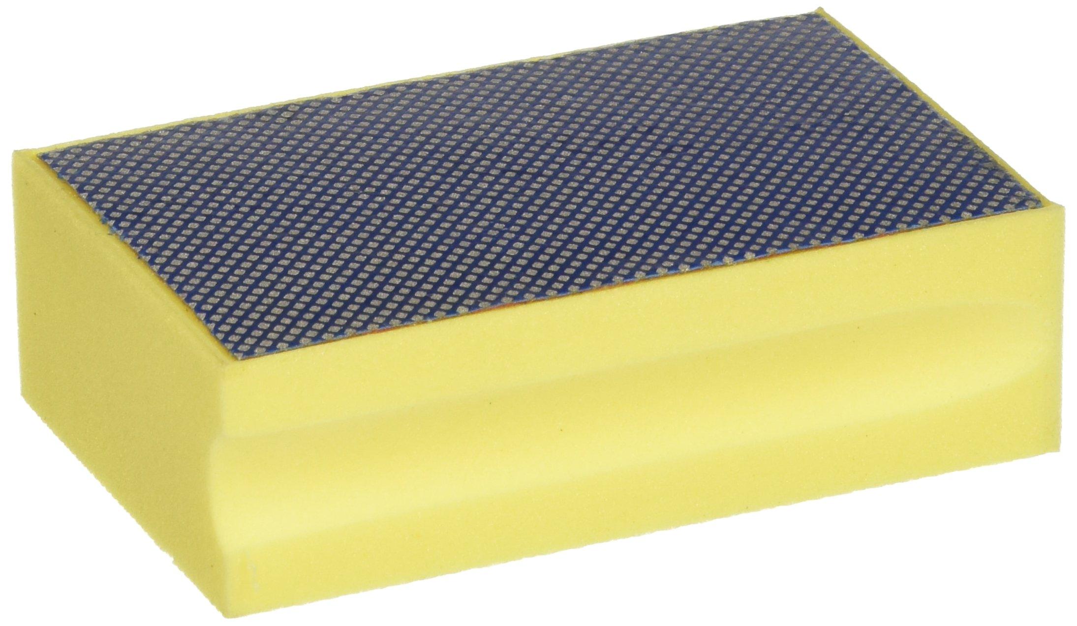 MK Diamond 159053 400 Grit Foam Block Polishing Pad