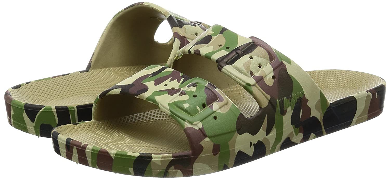 Walk Moses - Zapatillas para hombre multicolor multicolor, color multicolor, talla 42/43