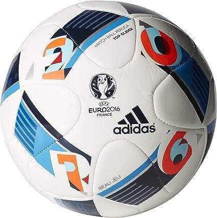 adidas Performance Euro 16 Top Glider – Balón de fútbol, Color ...