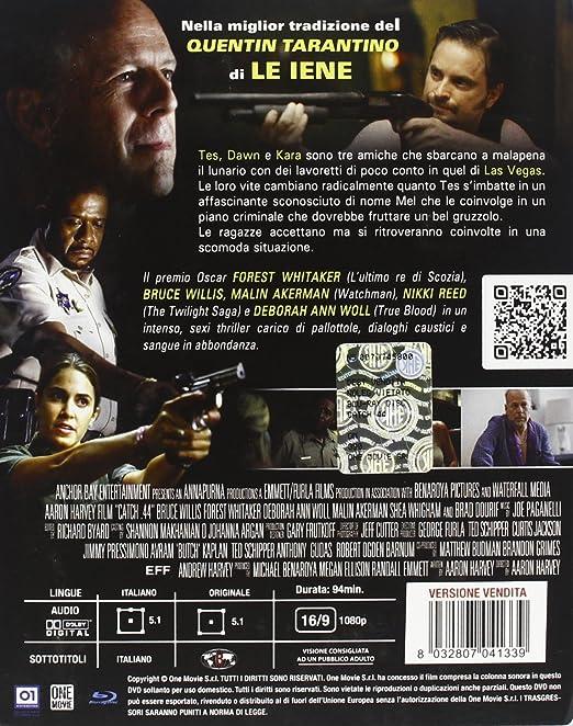 Catch 44: Amazon co uk: Malin Akerman, Brad Dourif, Joe