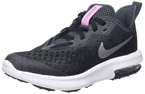 Nike Air Max Sequent 4, Sneakers Basses Fille: