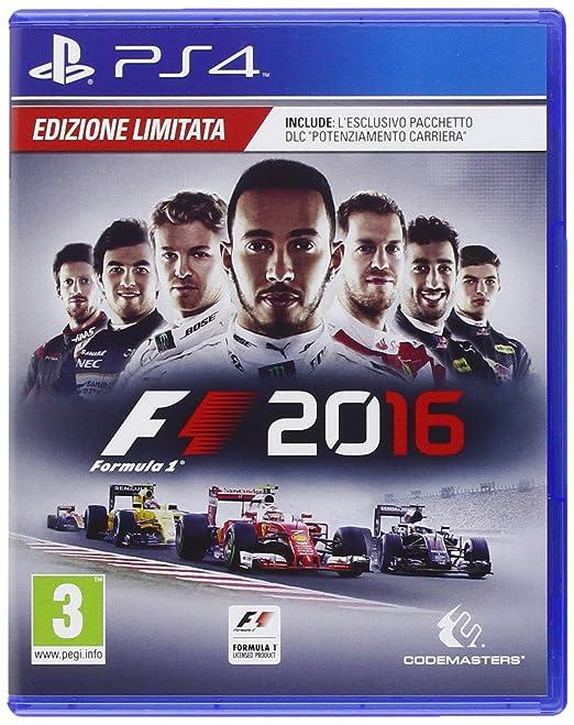 74 opinioni per F1 2016- Day-One- PlayStation 4
