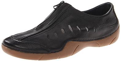 Propet Women's Swift Slip-On,Black,6 ...