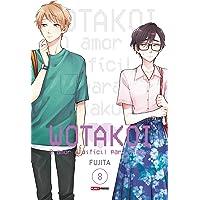 Wotakoi: O Amor É Difícil Para Otakus Vol. 8