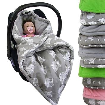 fleecedecke babyschale