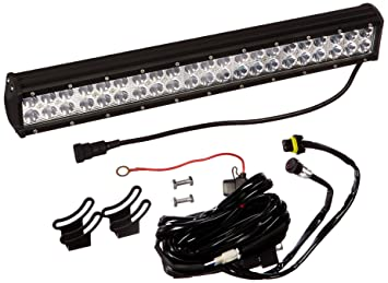 Amazon opt7 c2 series 20 off road cree led light bar and opt7 c2 series 20quot off road cree led light bar and harness spot asfbconference2016 Images