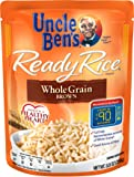 UNCLE BEN'S Ready Rice Whole Grain Brown Rice, 8.8 Ounce (Pack of 12)