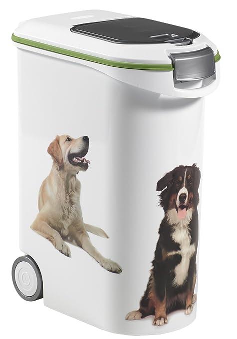 153 opinioni per Curver Petlife cibo per cani Container, 20 Kg / 54 litri Capacità