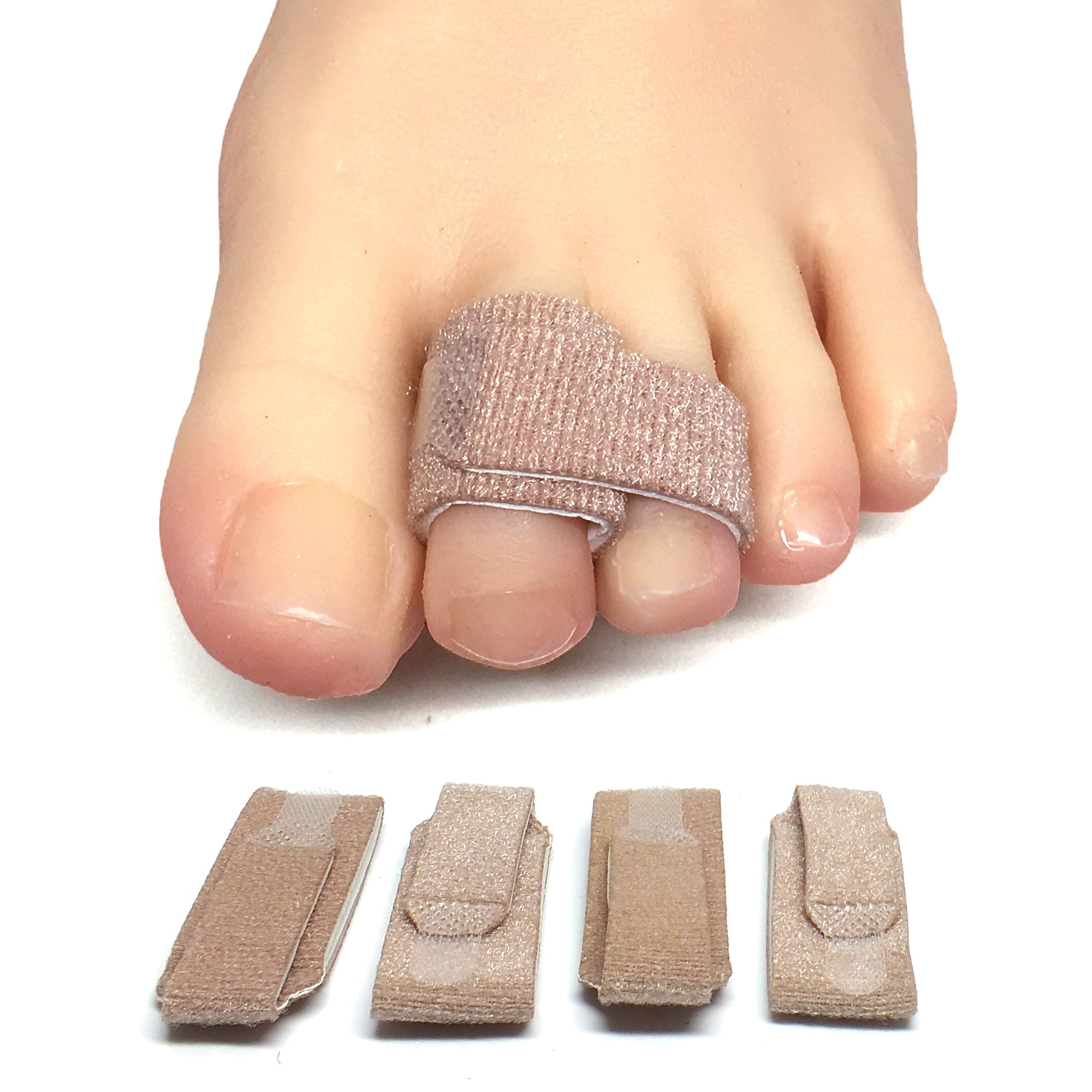How to Bandage Fingers or Toes
