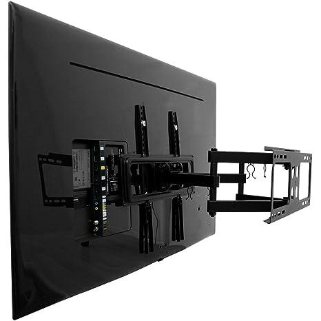 Porta Tv 42 Pollici.Supporto Da Parete Per Tv Led Lcd Plasma 42 65 Pollici Estremamente Stabile Con Accessori Fischer Girevole Supporto Universale Da Parete