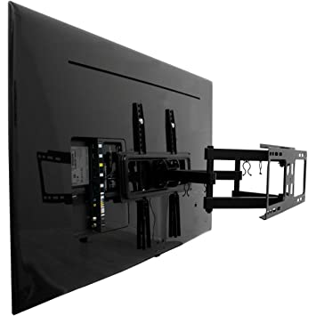 Hochwertige Tv Wandhalterung Qledoledled Amazonde Elektronik