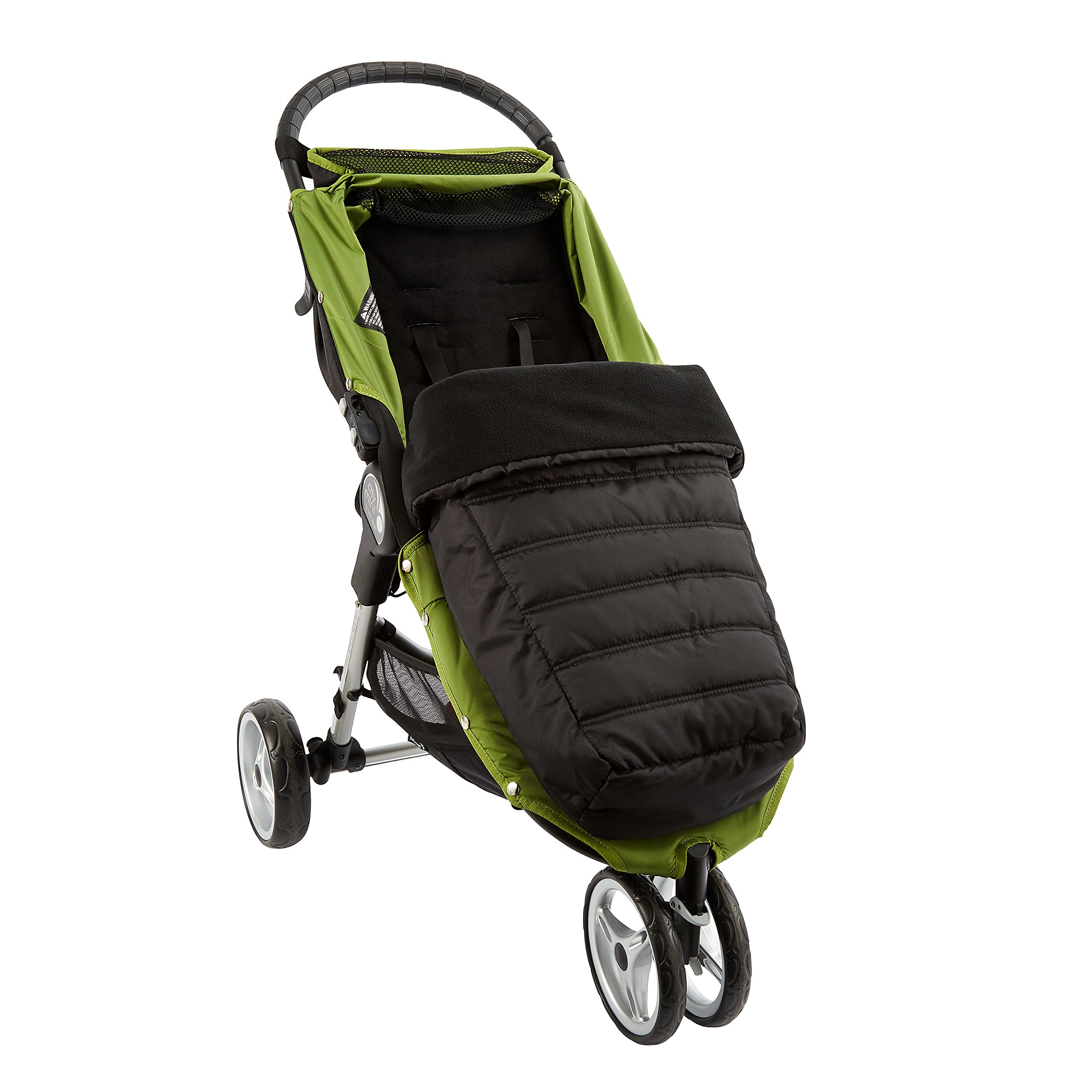 Amazon Com Baby Jogger Plush Stroller Hand Muff Black
