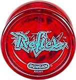 Duncan Reflex Auto Return Yo-Yo, Red (3513AR-RD)