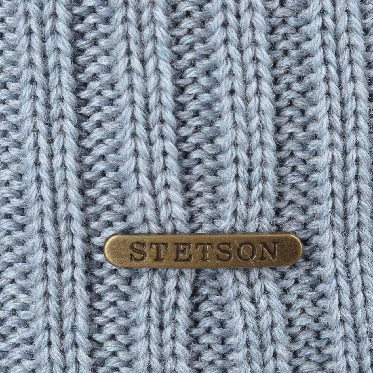 M/ütze Made in Italy Seemannsm/ütze f/ür Damen//Herren Wollm/ütze Herbst//Winter Merinom/ütze Stetson Northport Winterm/ütze aus Merinowolle