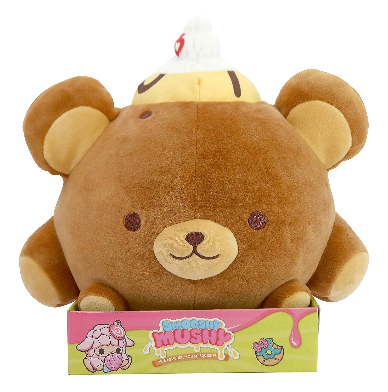 Smooshy Mushy 8 Scented Plush Babsy Bear