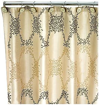 Amazoncom Popular Bath Shower Curtain Confetti Collection 70 X