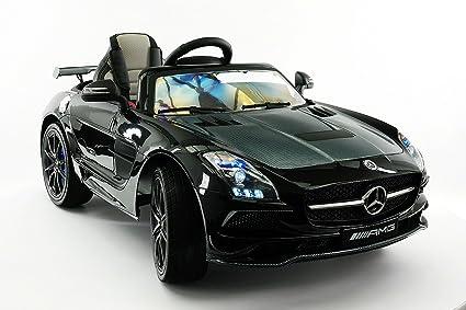 Ordinaire Mercedes SLS AMG Final Edition 12V Kids Ride On Car With RC Parental Remote  12V