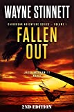 Fallen Out: A Jesse McDermitt Novel (Caribbean Adventure Series Book 1) (English Edition)
