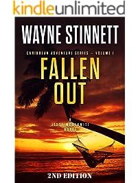 Fallen Out: A Jesse McDermitt Novel (Caribbean Adventure Series Book 1)