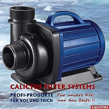 Turbo Teichpumpe, Gartenteichpumpe, Filterpumpe 5000L / H, 40W SK75