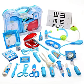 CUTE STONE Medical/Dental Doctor Kit Toys