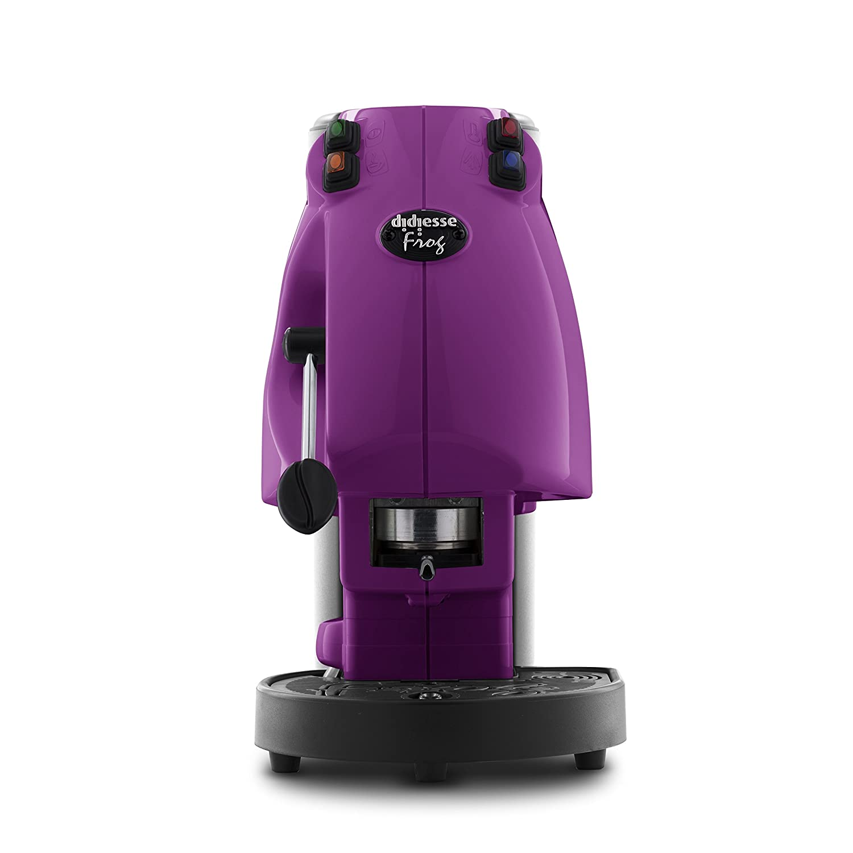Didiesse Frog Revolution Machine /à caf/é /à dosettes Violet 650/W