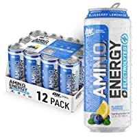 Deals on 12-Pack Optimum Nutrition Amino Energy + Electrolytes Drink