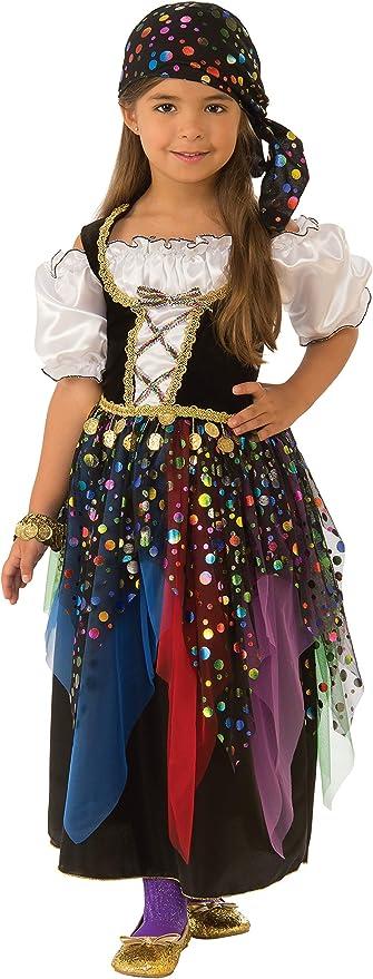 Rubies - Disfraz de Zíngara para niña, talla L: Amazon.es ...
