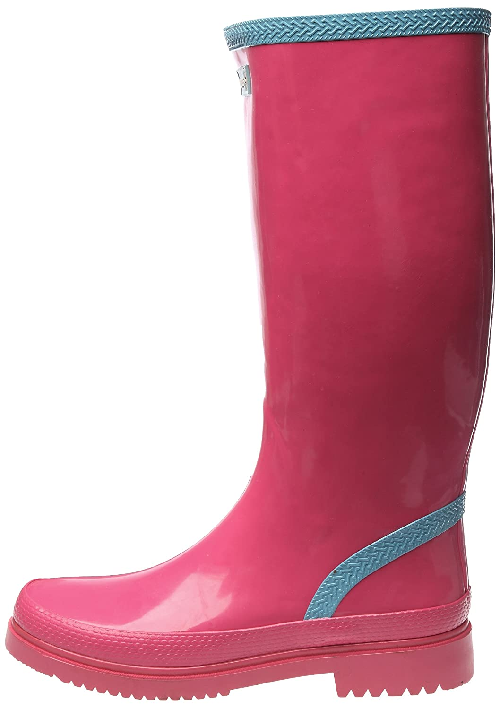 Havaianas Rain Boots Women, Botas de Goma para Mujer, Rosa (Hot Pink 2656), 37 EU (35 Brazilian)