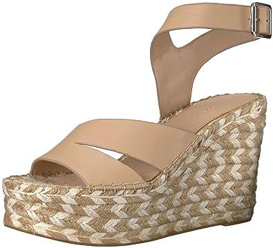 12244c206c6 Amazon.com: Sigerson Morrison Women's ARIEN Espadrille Wedge Sandal ...