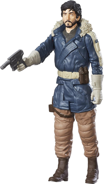 Star Wars Rogue One Captain Cassian Andor Figure