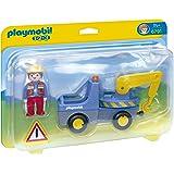 PLAYMOBIL Tow Truck Playset Playset