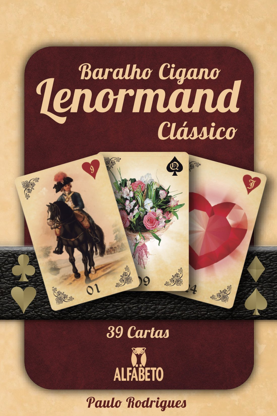 Baralho Cigano. Lenormand Classico (Em Portugues do Brasil ...