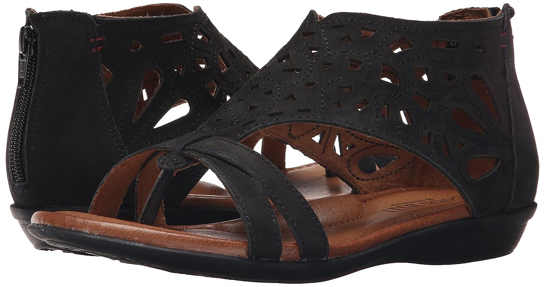 Cobb Hill Rockport Women's Jordan-CH Flat Sandal B004JGKW6I 8.5 B(M) US|Black