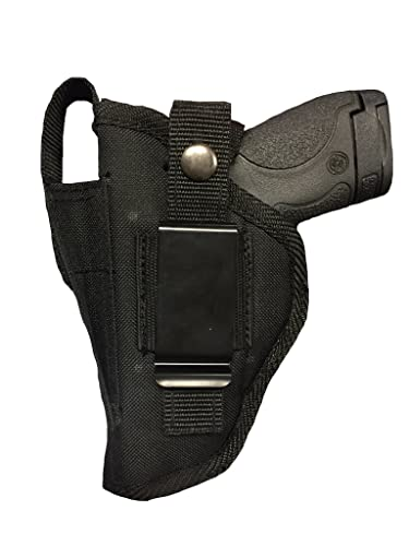 Nylon Gun Holster for Taurus PT-709 Slim, PT-740 Slim