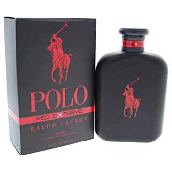 Amazon.com   Ralph Lauren Polo Red Extreme Eau de Parfum Spray for ... 83b0481811e51