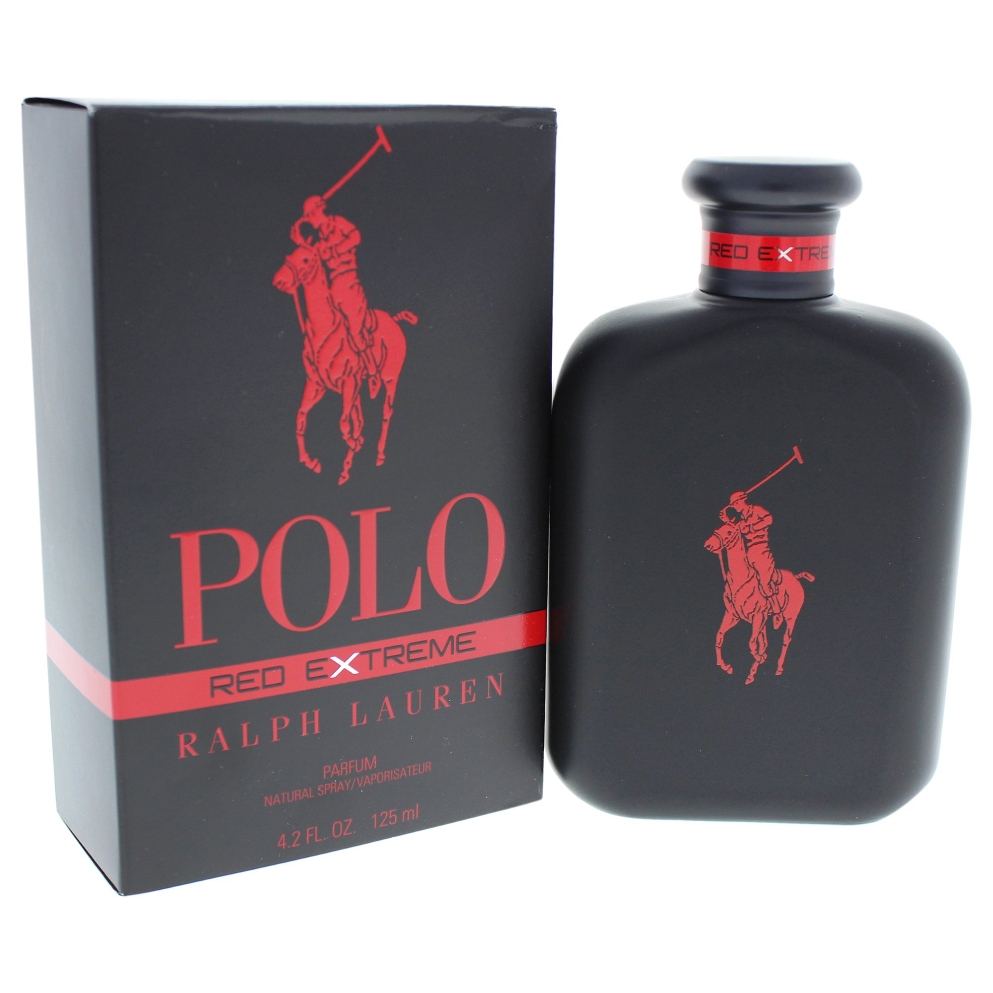 073a13f13ead Amazon.com   Ralph Lauren Polo Red Intense for Men 4.2 Oz Edp Spray ...