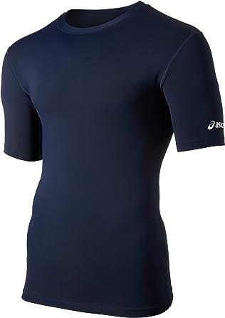 ASICS Men's Compression Short Sleeve Running Shirt