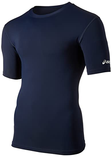 9fc7df8995e Amazon.com: ASICS Men's Compression Short Sleeve Running Shirt: Clothing