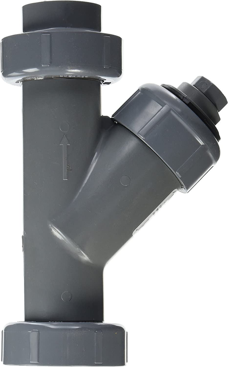 Spears 162A-012C CPVC Schedule 80 Product CPVC Y-Check Valves