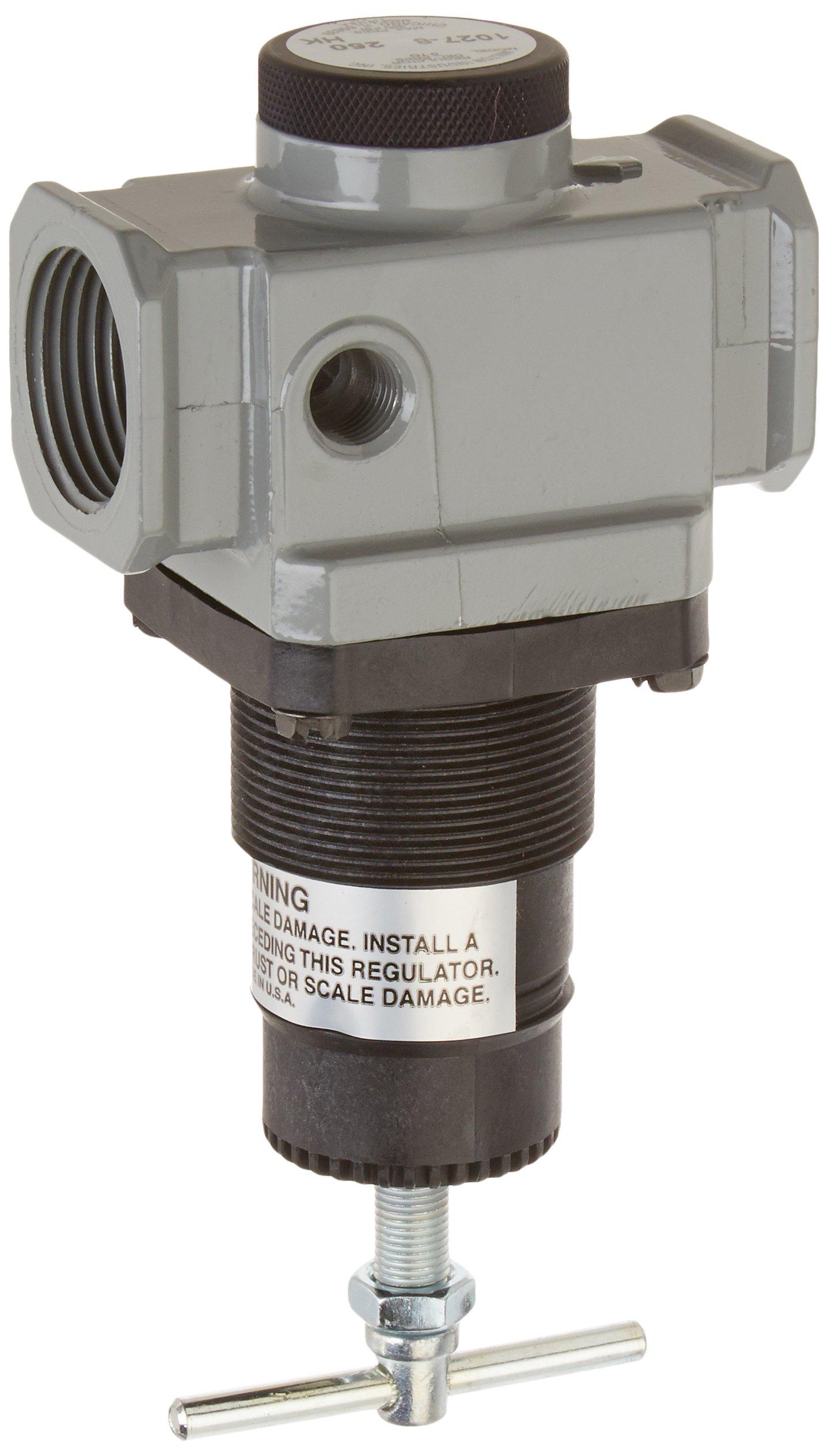 Milton 1122-8 1'' NPT Metal FRL Filter Bowl