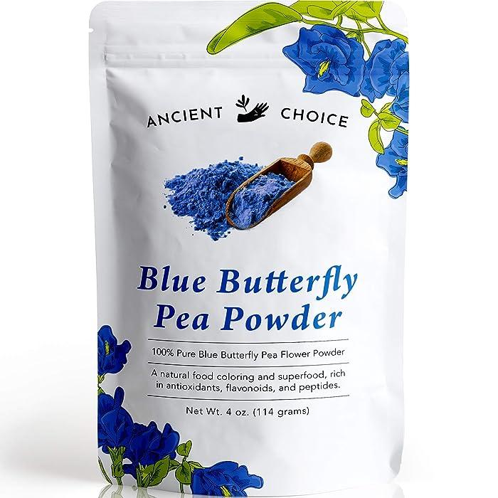 Top 10 Thai Powder Food