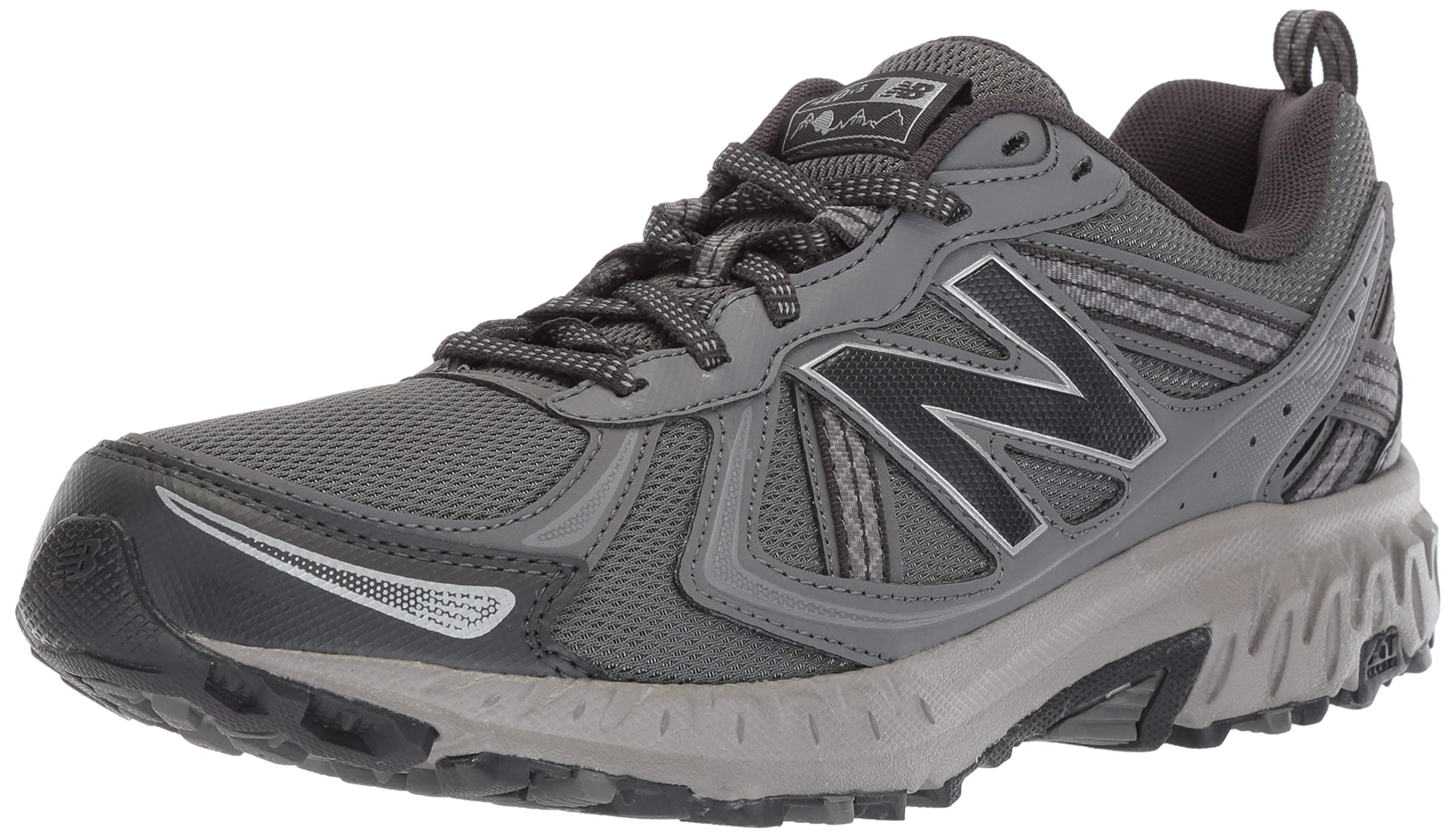 New Balance Men's 410v5 Cushioning Trail Running Shoe, Castlerock/Phantom, 12 D US by New Balance (Image #1)