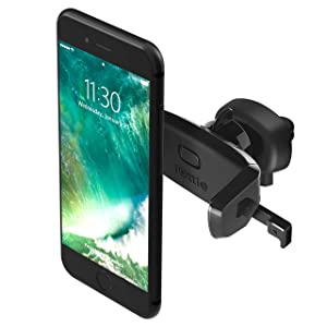 iOttie Easy One Touch Mini Air Vent Car Mount Holder Cradle for iPhone 6s Plus/6s/6, Galaxy S7/S7 Edge, EdgeS6/S6 Edge, Galaxy Note 5, Nexus 6, Smartphones