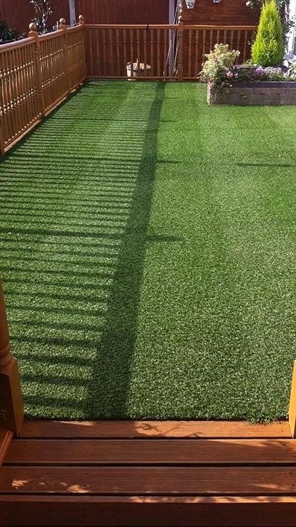 Astro Turf Garden >> Artificial Grass Astro Turf Roll End Fab 4 Decking Etc