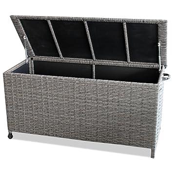 Hervorragend Auflagenbox Kissenbox Gartenbox Gartentruhe Aufbewahrungsbox  YM62